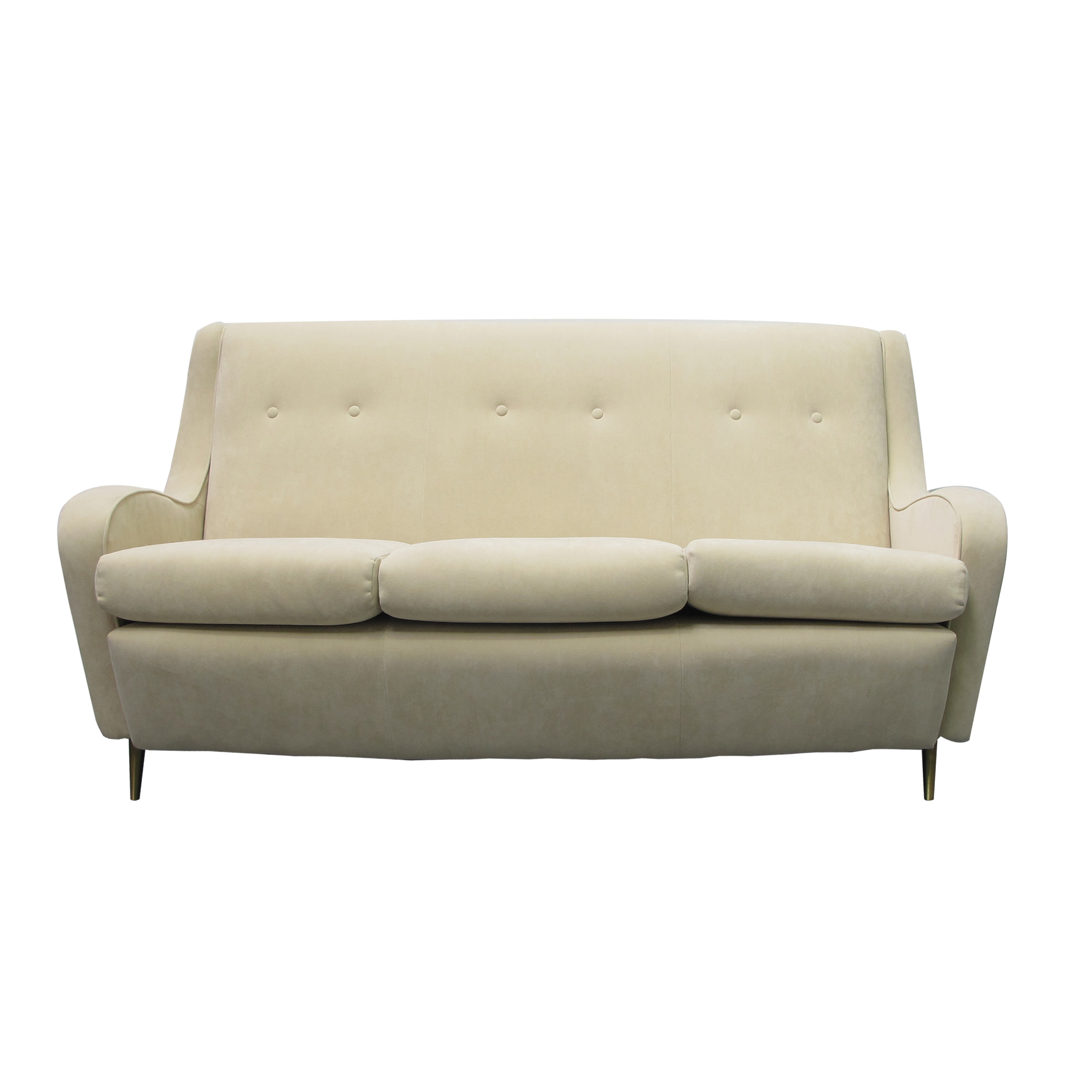 Vintage Italian Sofa Les Trois Gar§ons