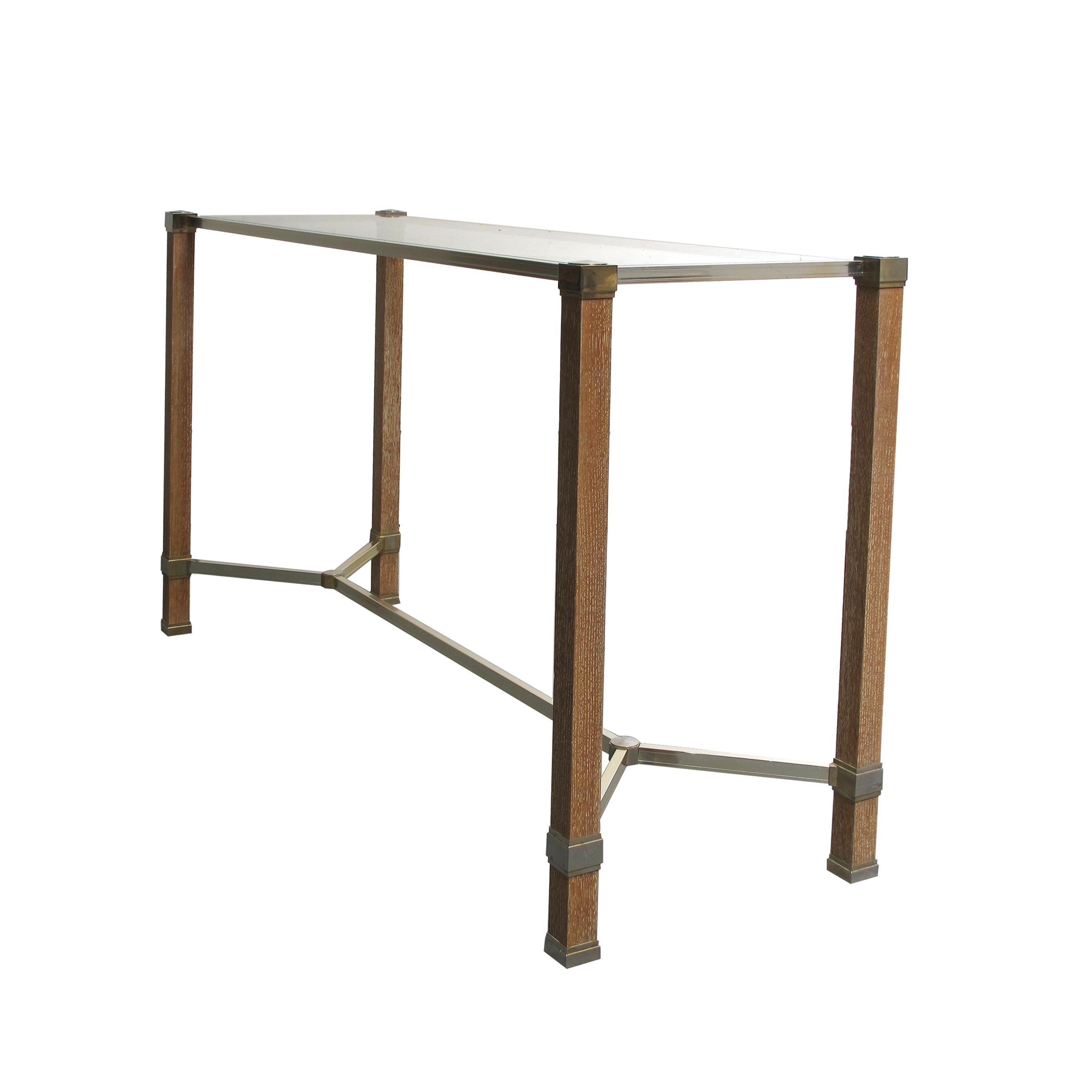 Pierre Vandel Console Table Les Trois Gar§ons